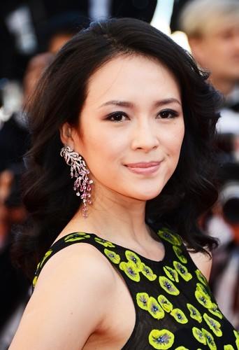 Zhang Ziyi, le dimanche 26 mai 2013 au Festival de Cannes !