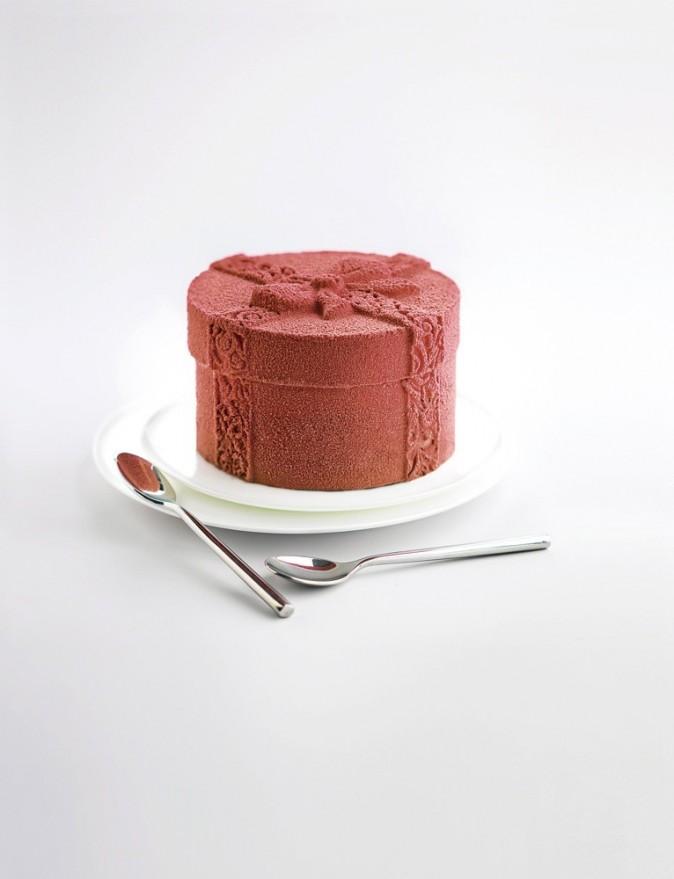 Gâteau Cadeau, Harmonie de chocolats, Picard 13,50 €