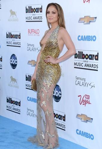 J-Lo en mai 2013