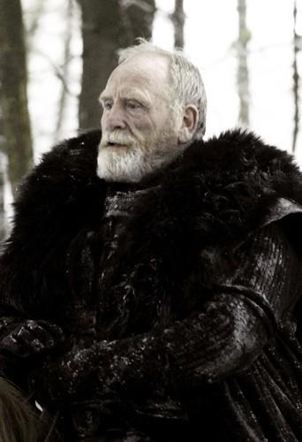 James Cosmo alias Jeor Mormont !