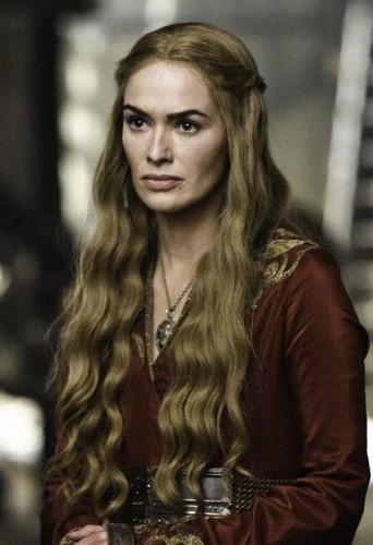 Lena Headey alias Cersei Lannister !