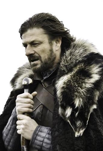 Sean Bean alias Eddard Stark !