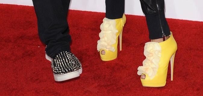 Shoes qui en mettent plein la vue...