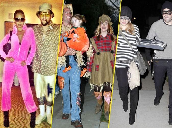 Halloween 2011 : le top 10 des couples les mieux déguisés !