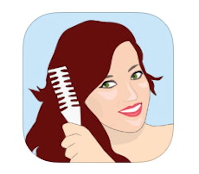 Notre top 9 des applis : Hairstyles Lite+ !