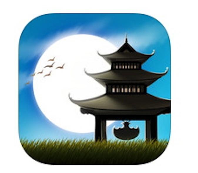 Notre top 9 des applis : Relax Melodies Oriental !
