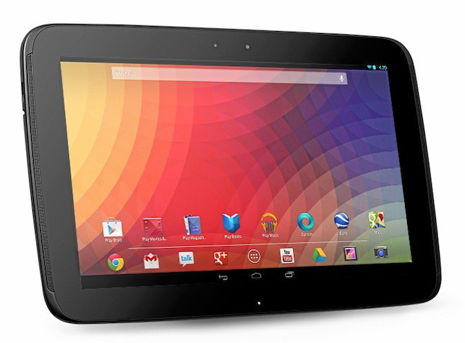 Tablette Nexus 10, Google 399 €
