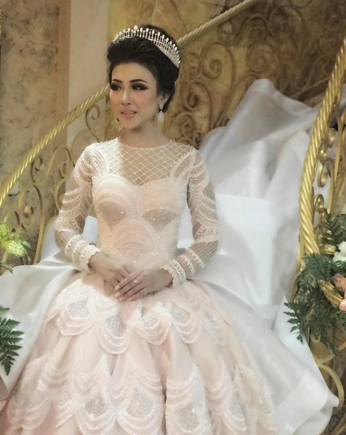 Instagram : Voici la robe de mariée la plus likée de l'histoire