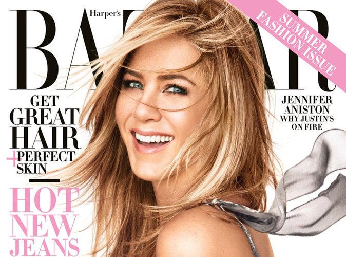 """Jennifer Aniston : """"Je suis très chanceuse, Justin est très drôle"""""""