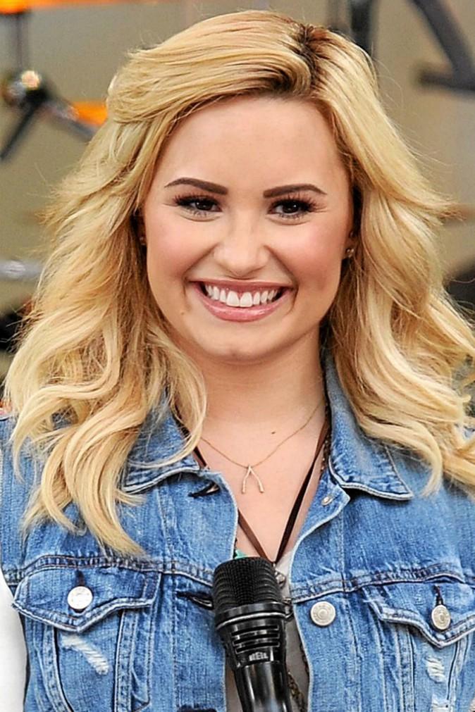 H. Demi Lovato