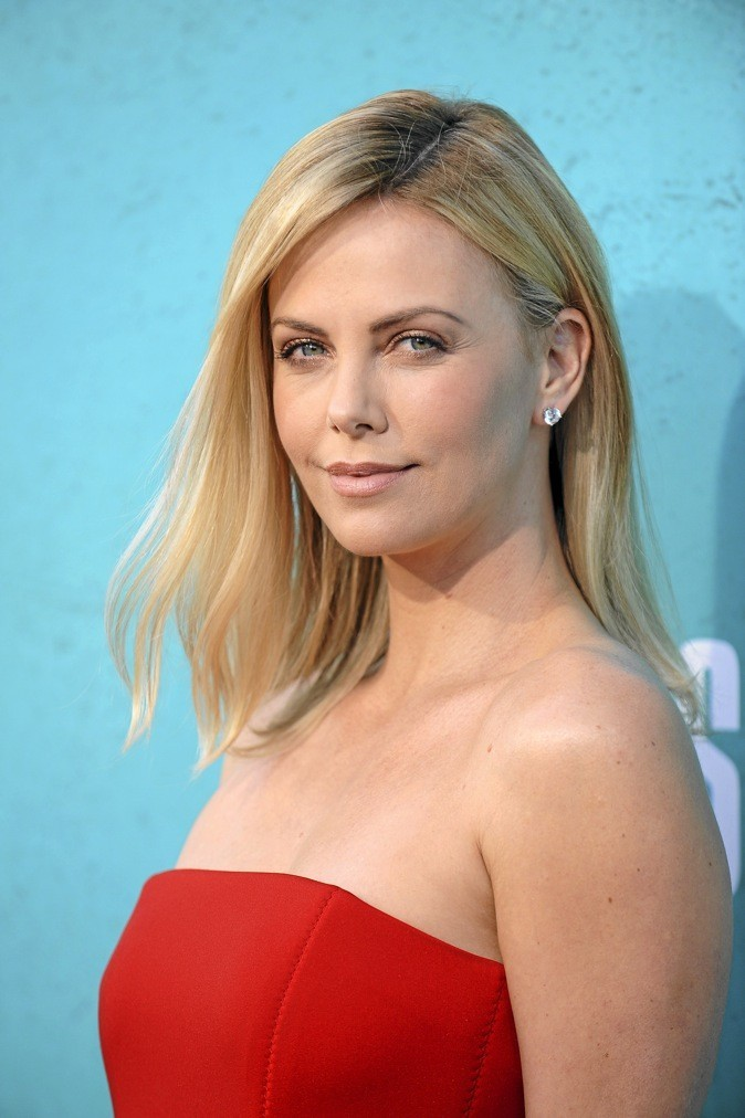 3 – Charlize Theron