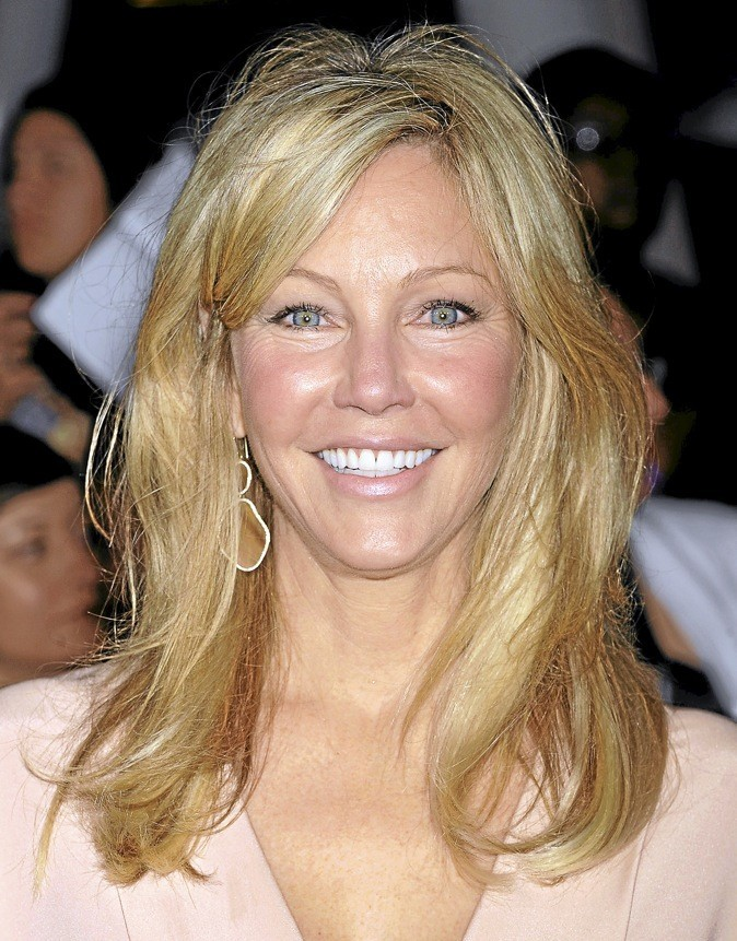 E- Heather Locklear