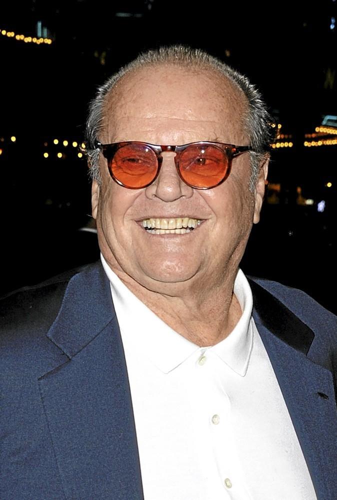 L- Jack Nicholson