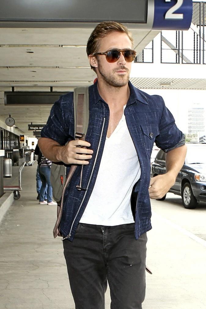 """10- Ryan Gosling : """"Petit, j'ai été immunisé contre le froid !"""""""
