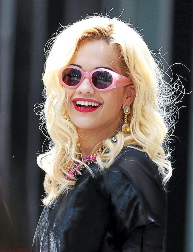 """2- Rita Ora : """"Mon pays a connu la guerre en 1999."""""""