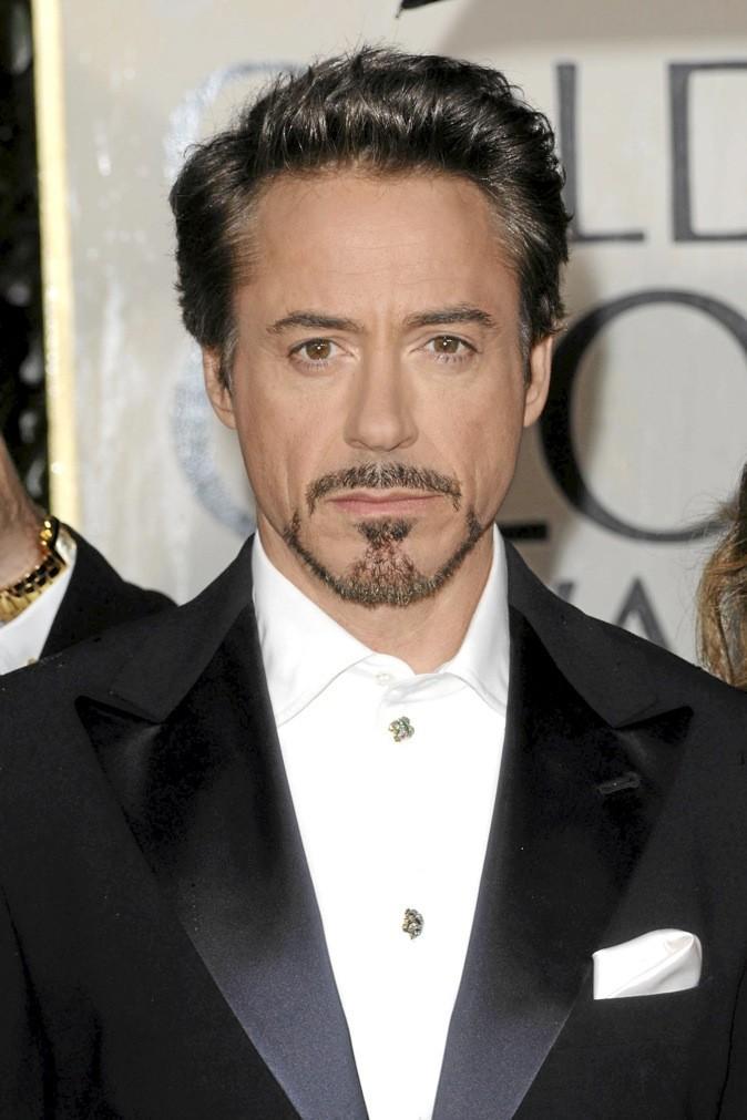 A : Robert Downey Jr