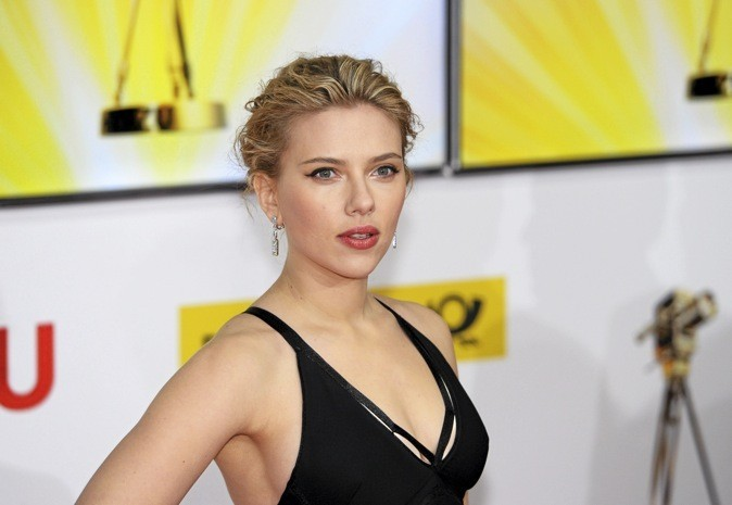 2 - Scarlett Johansson
