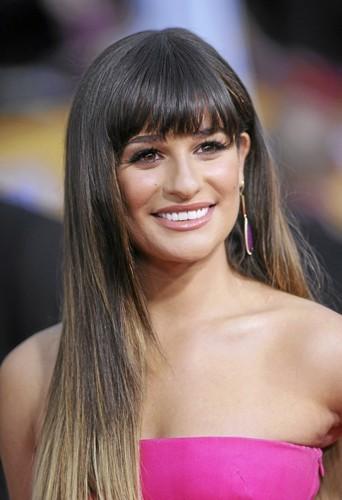 8. Lea Michele