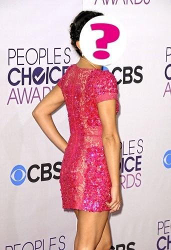 """d. """"Connue pour mon rôle dans Glee, j'ai toujours des looks très étudiés."""""""