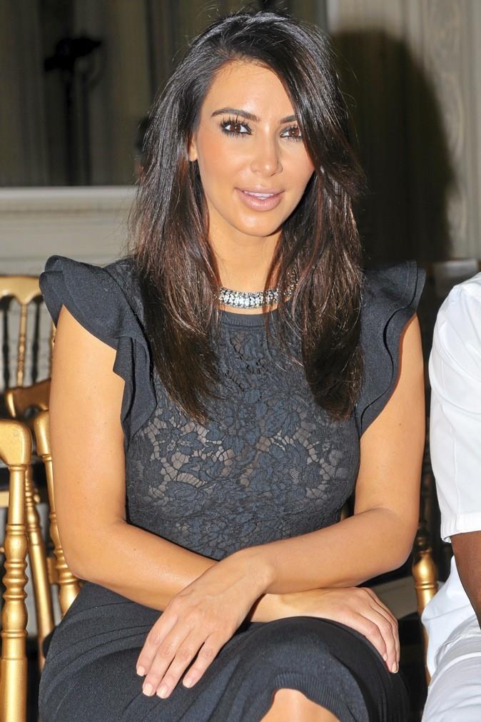 D - Kim Kardashian !