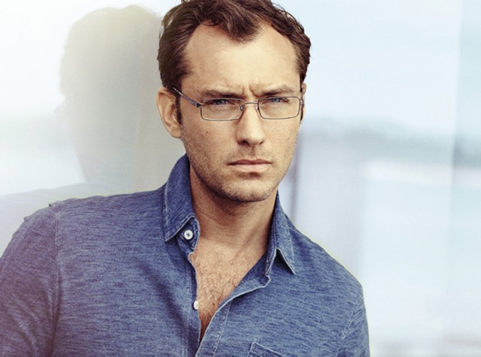 Jude Law en Vogue Eyewear