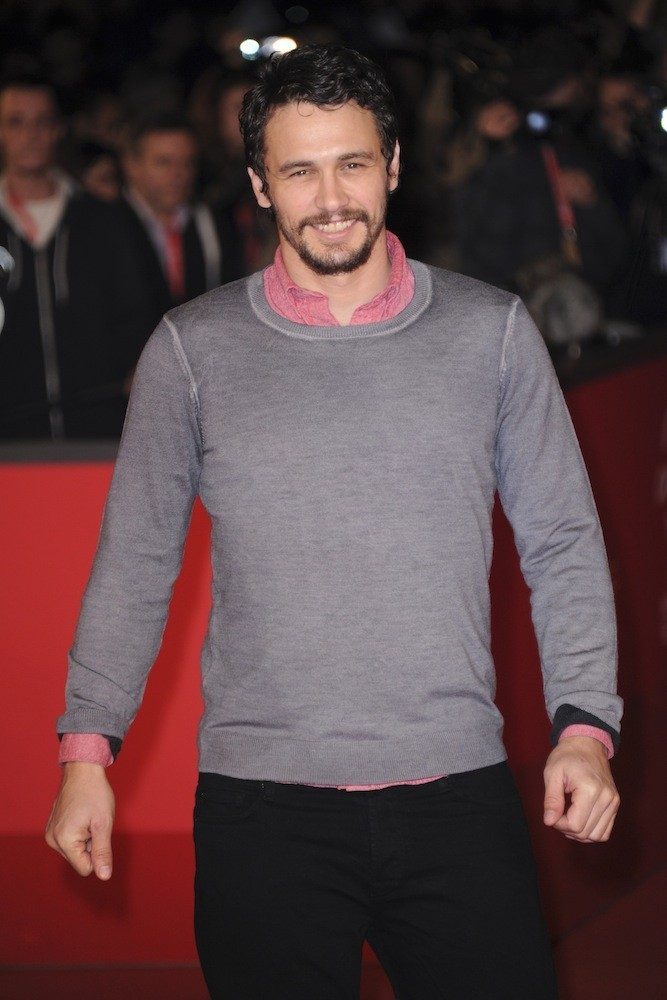 James Franco: beaux arts a Columbia et doctorat en anglais à Yale !