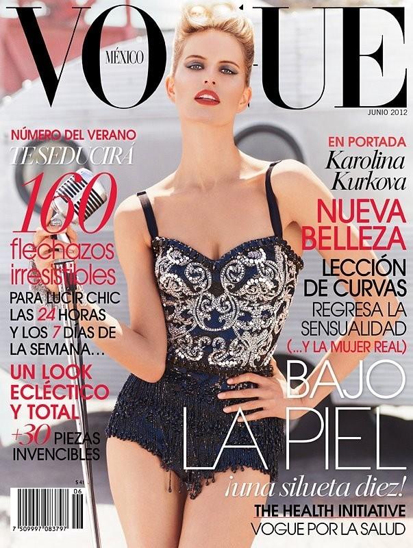 Vogue Mexique !