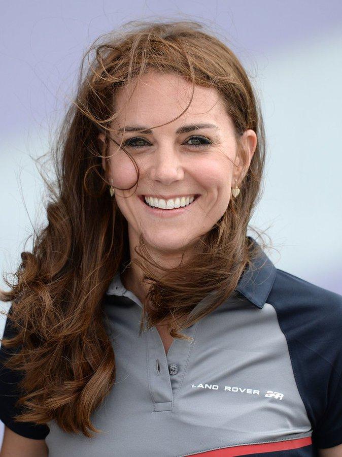 Kate Middleton : elle relance la mode du polo personnalisé !