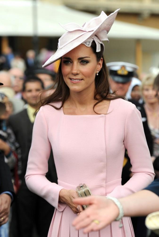 Kate à la Garden Party dà Buckingham Palace