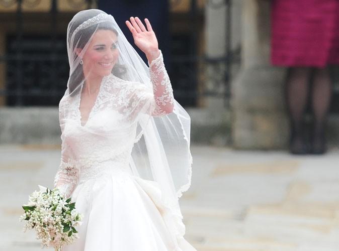 Le bouquet de Kate Middleton pour son mariage