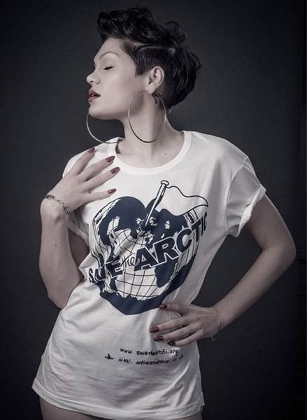Jessie J pour Save The Arctic