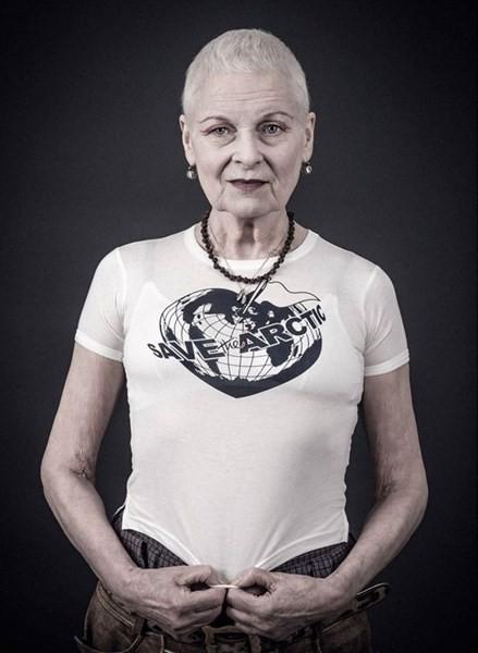 Vivienne Westwood pour Save The Arctic