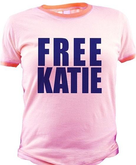 Le T-shirt Free Katie