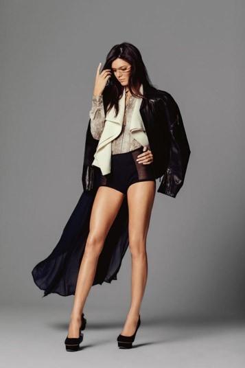 Kendall Jenner pour Miss Vogue Australia