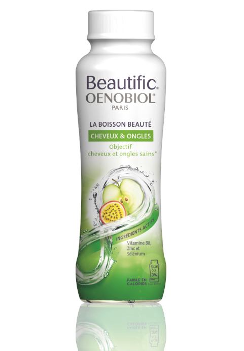 Boisson, Cheveux & Ongles, Beautific Oenobiol, 2,89€