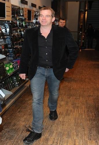 La Fashion Fixette de Garou : Les vestes et chemises noires