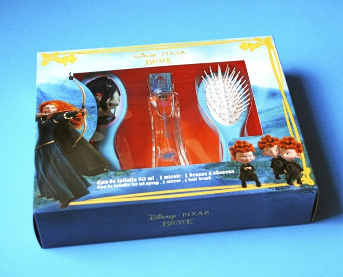 Coffret Disney Rebelle 11,50 €