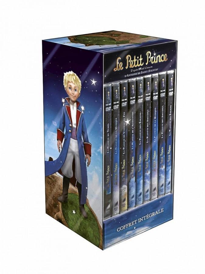 Coffret Intégrale 9 DVD Le Petit Prince 49,99 €