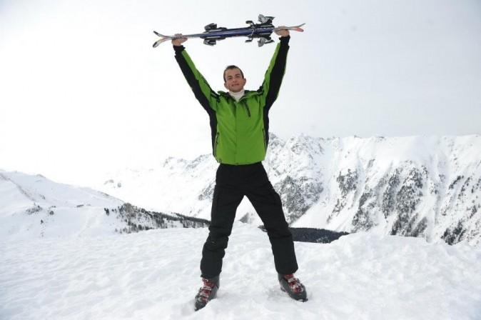 Christopher dans Les Ch'tis font du ski