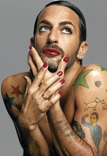 Marc Jacobs lancera une ligne make-up avec Séphora !