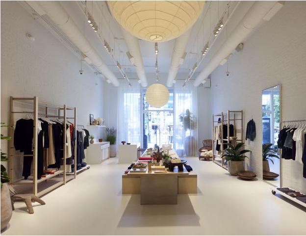 Les jumelles Olsen ouvrent leur grand magasin à Los Angeles !