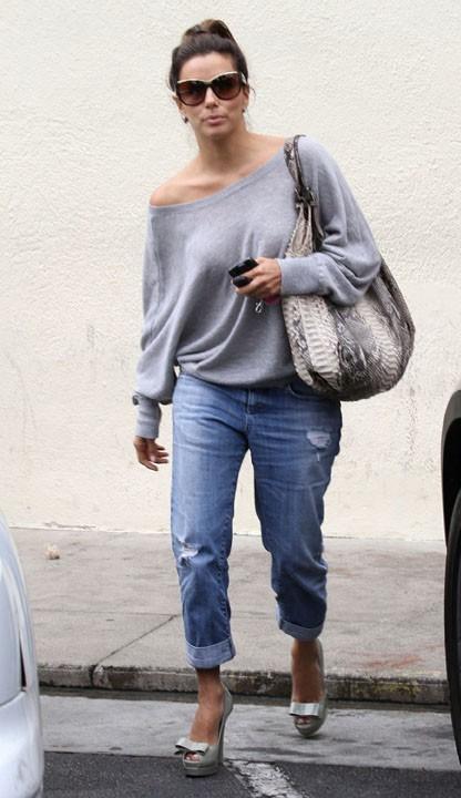 Quoi Eva Longoria a vraiment des vieuw sweat de Desperate Housewife dans son dressing ?