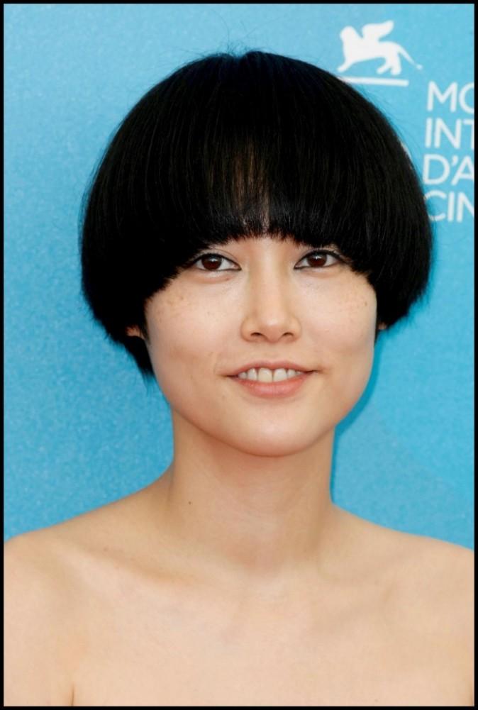 2009 : l'actrice Rinko Kikuchi (vue dans Babel)