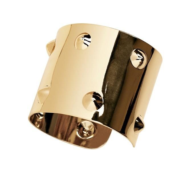 Bracelet à pics, H&M 5 €