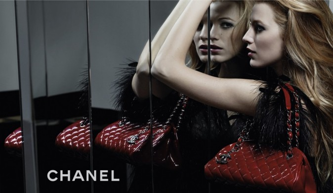Look de star : La campagne Mademoiselle de Chanel avec Blake Lively !