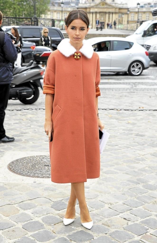 Mira Duma. So Audrey Hepburn...