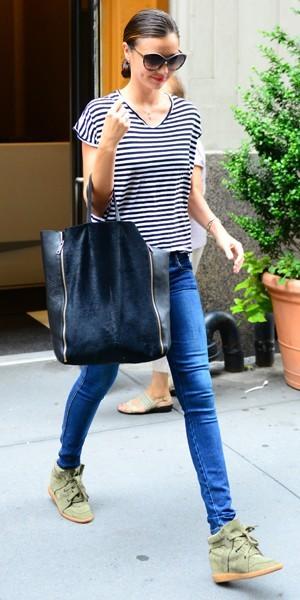 Miranda Kerr en Juillet 2012 à New York