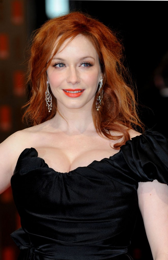 Christina Hendricks (2ème)