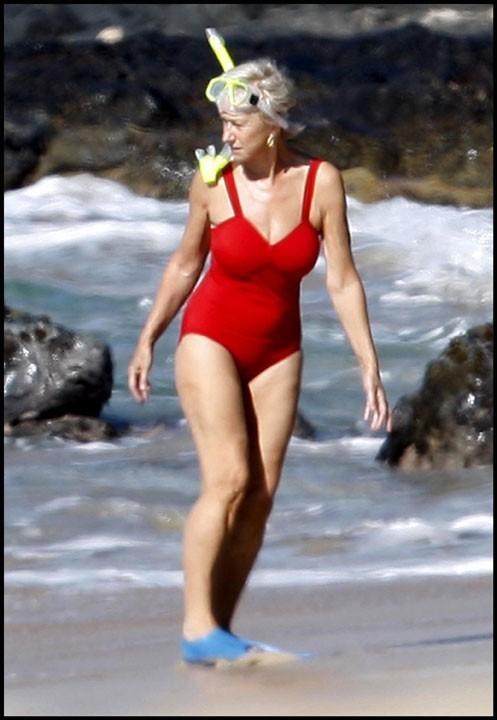 Helen Mirren...quelques années plutard ! (7ème)