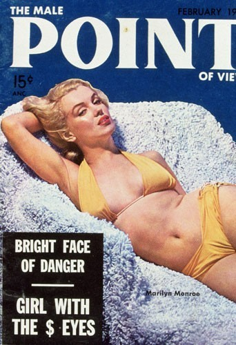 Marylin Monroe (1ère)